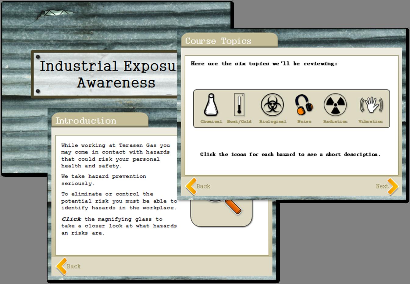 Industrial Exposure Awareness
