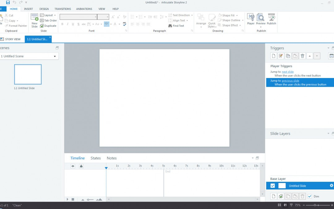 Articulate Storyline 2 – review