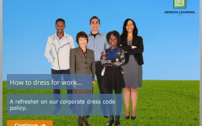 Dress Code – An Instructional Design Case Study